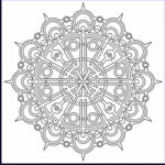 Geometric Coloring Pages Pdf Beautiful Photos Mandala Coloring Pages Pdf At Getcolorings