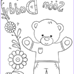 Get Coloring Pages Beautiful Collection Get Well Soon Daddy Coloring Page