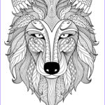 Get Coloring Pages Luxury Collection Get The Coloring Page Wolf