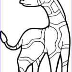 Giraffes Coloring Pages Beautiful Photos Free Printable Giraffe Coloring Pages For Kids
