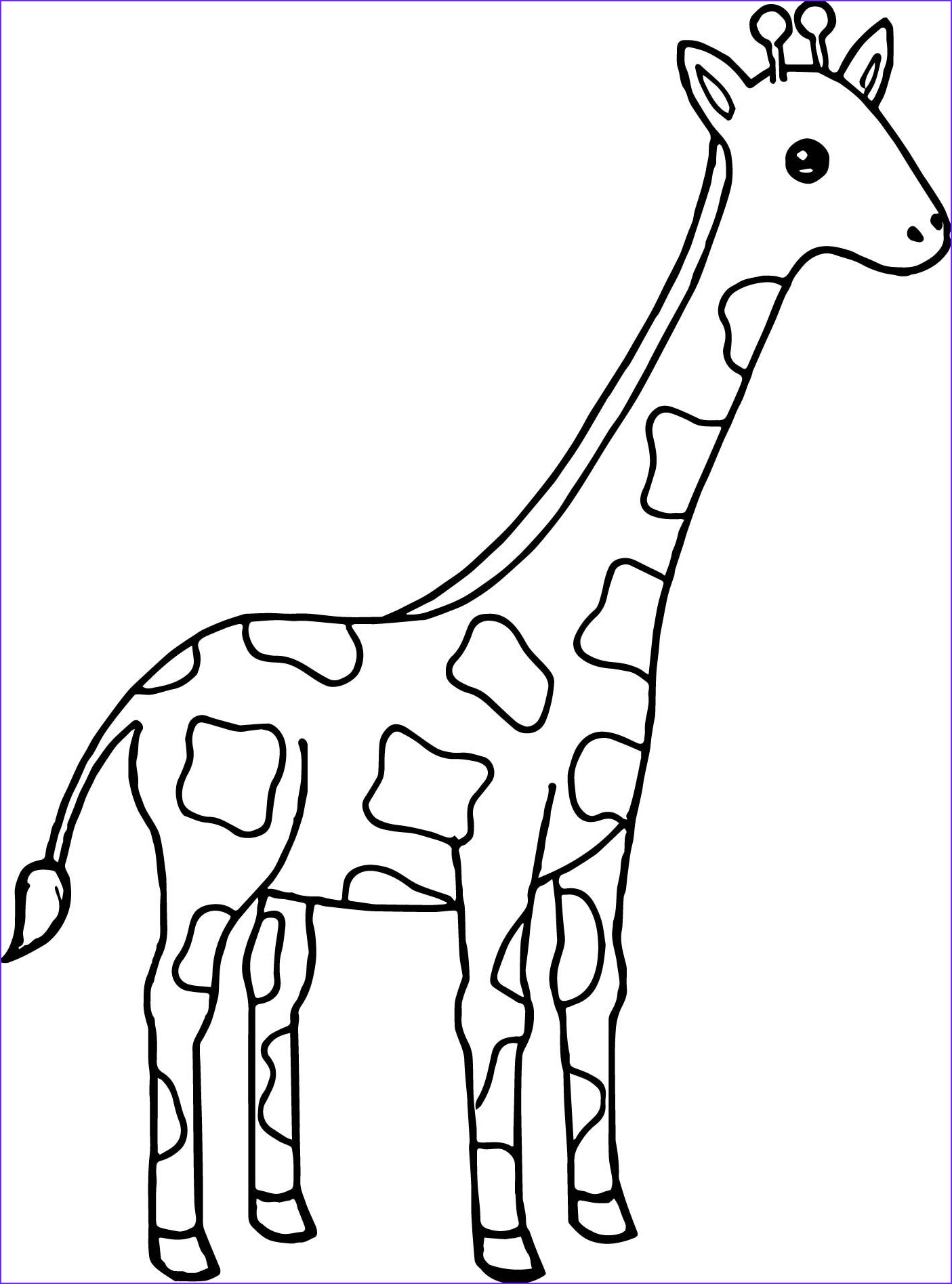 Giraffes Coloring Pages Best Of Images Nice Tall Giraffe Coloring Page Wecoloringpage