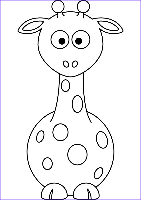 Giraffes Coloring Pages Cool Images Giraffe Coloring Pages Animal