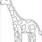 Giraffes Coloring Pages Luxury Photography Cartoon Giraffe Drawing At Getdrawings
