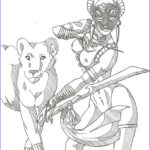 Goddess Coloring Book Beautiful Image 25 Best Images About Pagan Coloring Pages For Girls And I