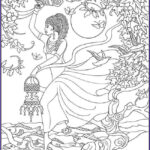 Goddess Coloring Book Best Of Gallery Goddess Coloring Books Pinterest
