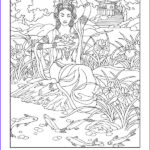 Goddess Coloring Book New Images 17 Best Images About Goddess Coloring Pages On Pinterest