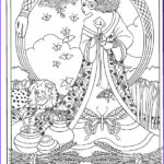 Goddess Coloring Book New Photography 84 Best Coloring Pages To Print Goddess Images On