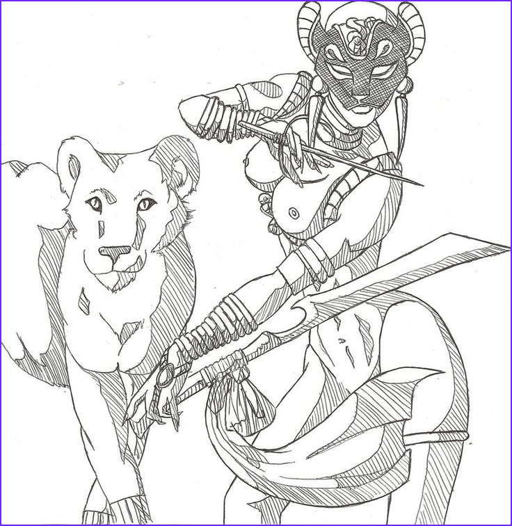 pagan coloring pages for girls and i