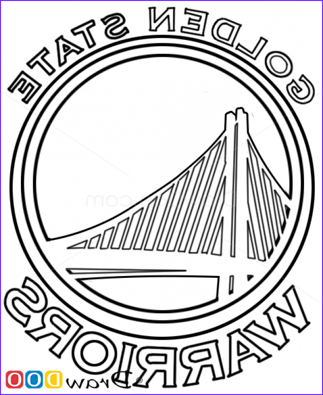 Golden State Warriors Coloring Page New Gallery Golden State Basketball Google Search