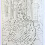 Gothic Coloring Book Beautiful Collection 118 Best Goth Coloring Page Images On Pinterest