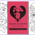 Gothic Coloring Book Beautiful Photos Adult Coloring Book Goth Girls Gothic Coloring Pages By
