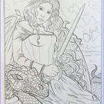 Gothic Coloring Book Cool Images 118 Best Images About Goth Coloring Page On Pinterest