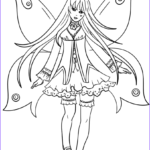 Gothic Coloring Book Inspirational Photos Goth Fairy Coloring Page