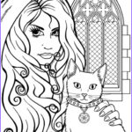 Gothic Coloring Book New Photos 18 Best Halloween Coloring Books For Adults Cleverpedia