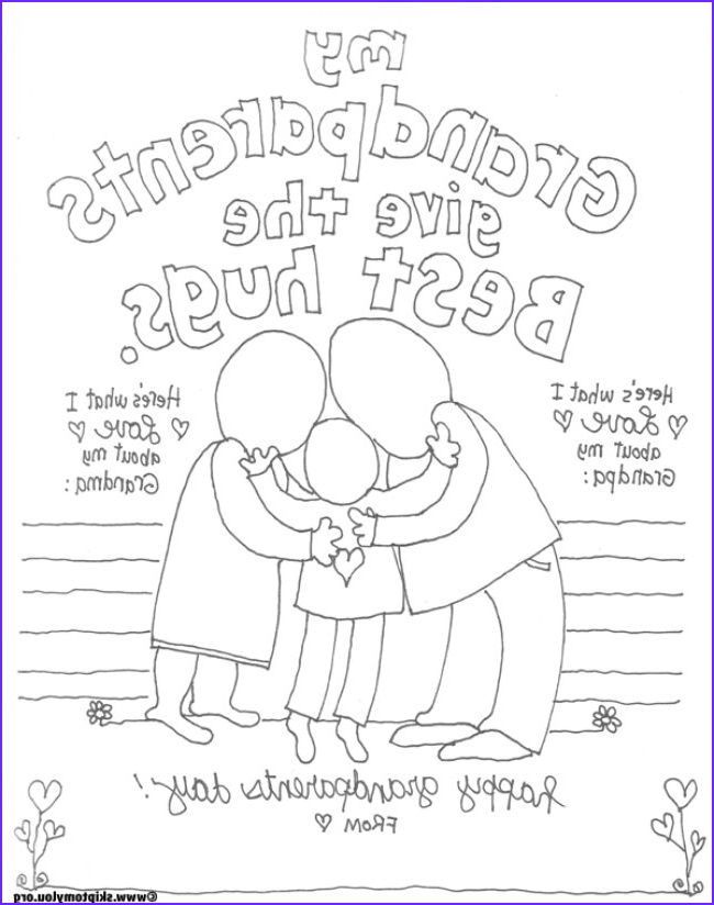 Grandparents Day Coloring Sheets Awesome Photos 12 Grandparents Day Gift Ideas for Kids – Tip Junkie