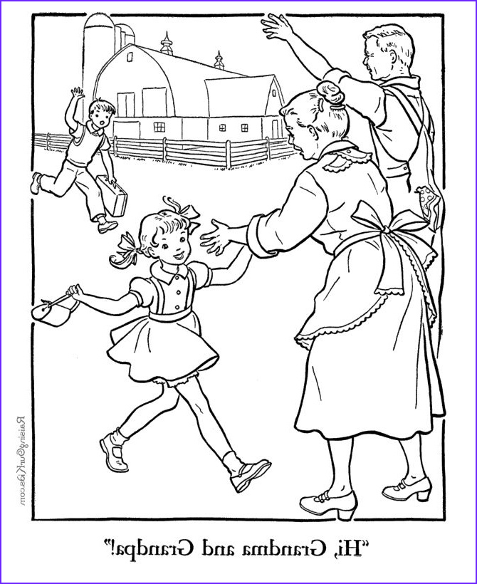 Grandparents Day Coloring Sheets Beautiful Gallery 17 Best Images About Grandparents Day On Pinterest
