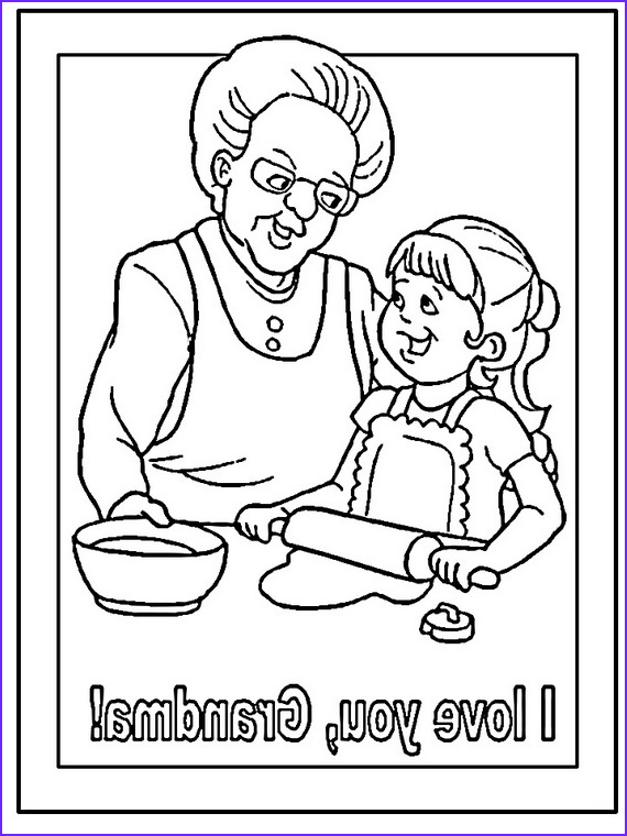 Grandparents Day Coloring Sheets Cool Photos Grandparents Day Coloring Pages & Activities for Kids