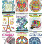 Grown Up Coloring Books Luxury Gallery Colouring Craze For Adults Grown Up Colouring Books