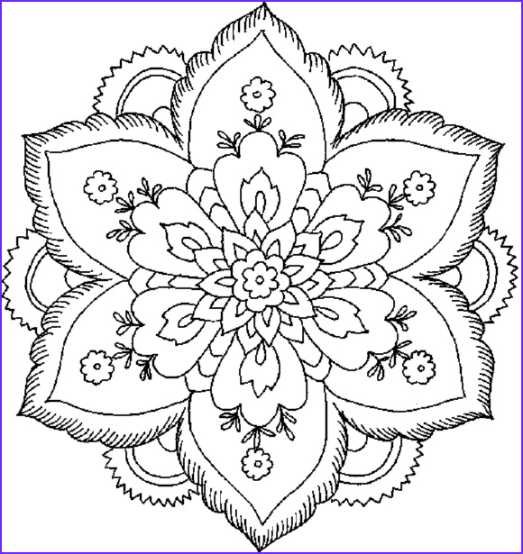 lovely grown up coloring pages