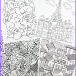 Grown Up Coloring Books Unique Collection The Pin Junkie Coloring Pages For Grown Ups