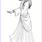Gypsy Coloring Pages Awesome Photography Gypsy Lineart By Mederu69 On Deviantart