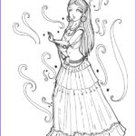 Gypsy Coloring Pages Awesome Photos 26 Gypsy Coloring Pages Gypsy Girl By Nottherabbithole
