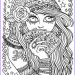 Gypsy Coloring Pages Beautiful Photography Digital Coloring Book Gypsy Dancer Belly Dancers Gypsies