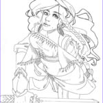 Gypsy Coloring Pages Beautiful Photography Gypsy Knight Lineart By Fang Fey On Deviantart