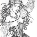 Gypsy Coloring Pages New Photos Gypsy by Moonbeamfluff On Deviantart