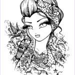 Gypsy Coloring Pages New Photos Gypsy Coloring Pages At Getcolorings