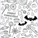 Halloween Candy Coloring Pages Awesome Photos Halloween Candy Coloring Pictures