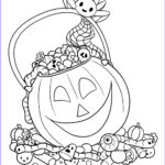 Halloween Candy Coloring Pages Beautiful Gallery Fun & Freebies