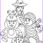 Halloween Candy Coloring Pages Beautiful Photos Mummy Monster And Witch Coloring Pages Hellokids