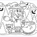Halloween Candy Coloring Pages Elegant Stock Halloween Themed Coloring Pages At Getcolorings