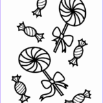 Halloween Candy Coloring Pages Inspirational Stock Halloween Candy Coloring Pages – Festival Collections