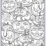 Halloween Candy Coloring Pages Luxury Image 20 Printable Halloween Pages To Color While Eating Candy