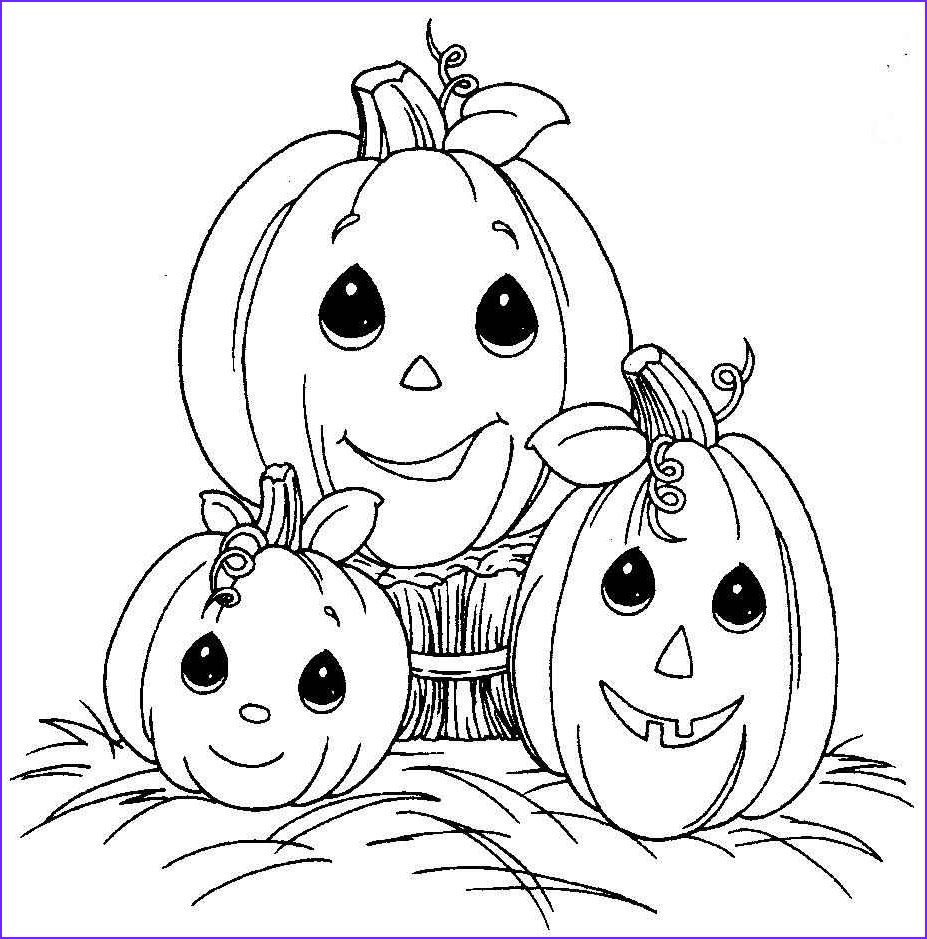 halloween pictures of pumpkins to color
