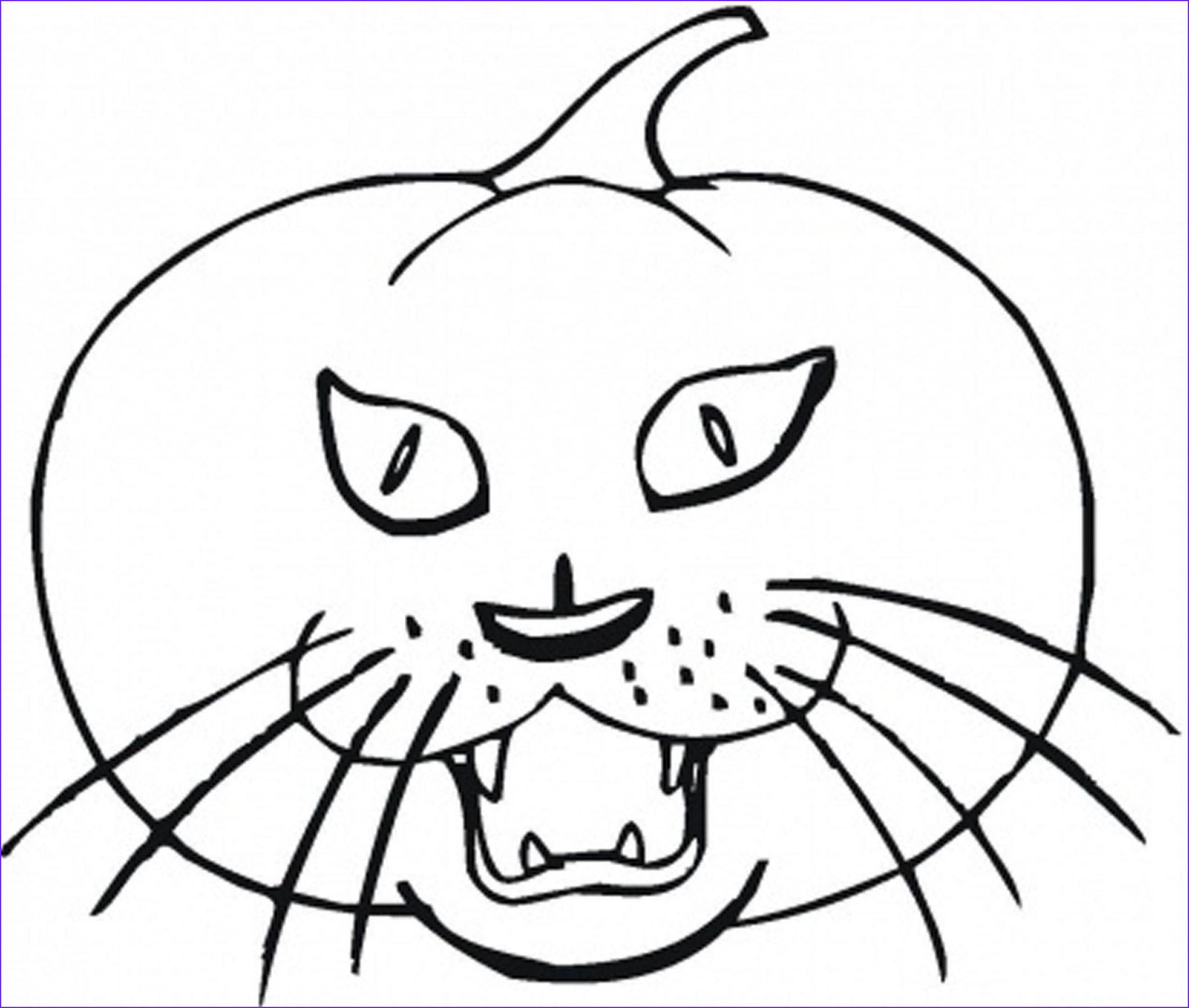 pumpkin coloring pages benefits drawing kids