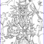 Halloween Coloring Pages Adults Awesome Photos The Best Free Adult Coloring Book Pages