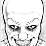 Halloween Coloring Pages Adults Beautiful Photos Halloween Pennywise It Halloween Adult Coloring Pages