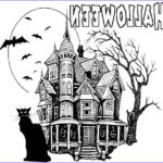 Halloween Coloring Pages Adults Elegant Photos Super Scary Halloween Coloring Pages