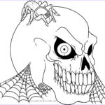 Halloween Coloring Pages Adults Inspirational Photos Halloween Colorings