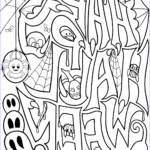 Halloween Coloring Pages For Adults Luxury Gallery Free Adult Coloring Book Pages Happy Halloween By Blue