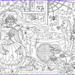 Halloween Coloring Pages Pdf New Photos Pin By Muse Printables On Adult Coloring Pages At
