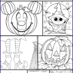 Halloween Coloring Pages Printable Free Luxury Photos 200 Free Halloween Coloring Pages For Kids The Suburban Mom