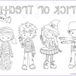 Halloween Coloring Pages To Print Elegant Collection Free Halloween Coloring Pages For Adults & Kids