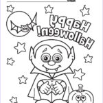 Halloween Coloring Pages To Print Inspirational Stock Halloween Little Vampire Printable Coloring Pages For