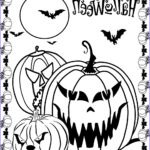 Halloween Coloring Pages To Print Luxury Gallery Scary Halloween Pumpkin Coloring Pages