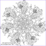 Halloween Mandala Coloring Pages Elegant Photos 1000 Images About Free Coloring Pages On Pinterest
