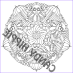 Halloween Mandala Coloring Pages New Photography 67 Halloween Mandala Coloring Pages Coloring Pages